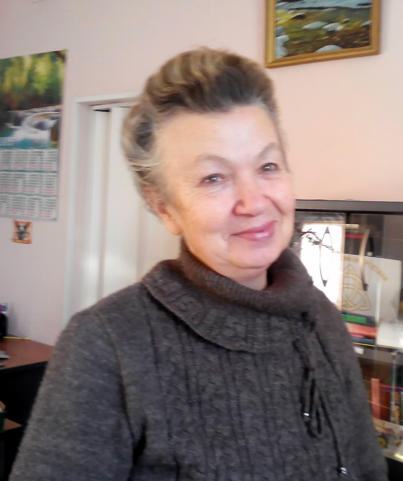 Турбина Валентина Фёдоровна