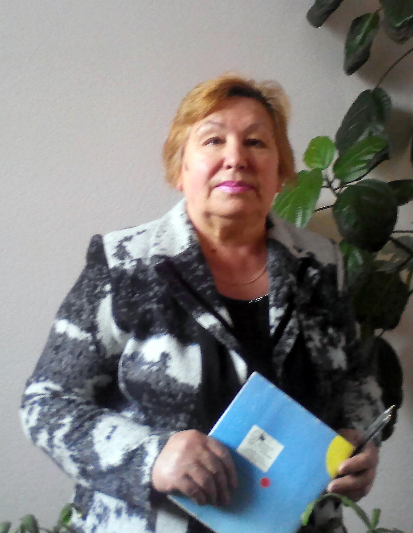 Каданцева Людмила Сергеевна